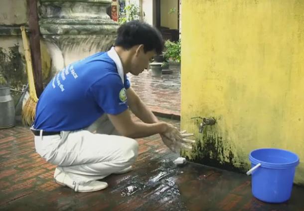 Seri Phim – Nước sạch và Vệ sinh An toàn thực phẩm 04: Vệ sinh tay để phòng bệnh